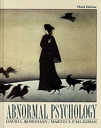 Abnormal Psychology 3nd Edition