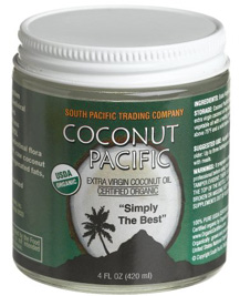 Pacific Organic Extra Virgin Coconut Oil