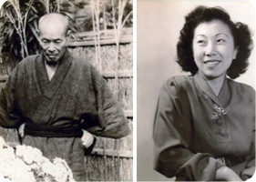 Master Jiro Murai & Mary Burmeister