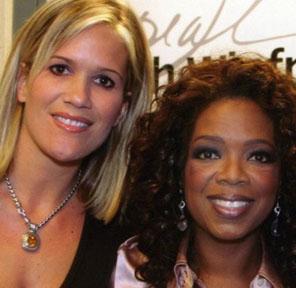 Lilou Mace & Oprah Winfrey