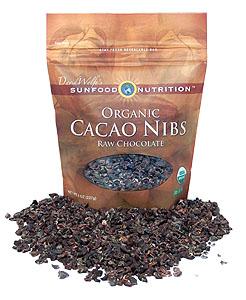 Raw Cacao www.sunfood.com