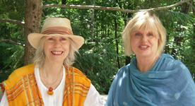 Merryn Jose & Teresa Hale