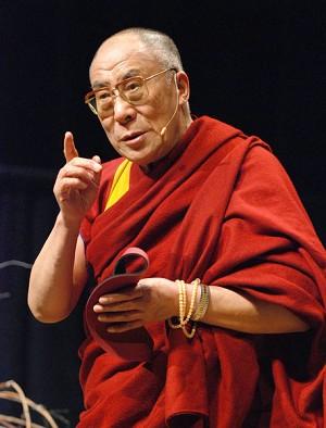 Dali Lama- Samira Bouau/The Epoch Times