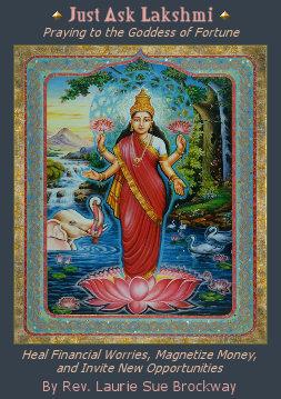 Just Ask Lakshmi by Rev. Laurie Sue Brockway